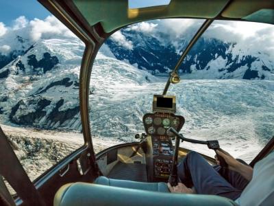 Apprendre à piloter un hélicoptère près de Chambéry - Réalisez votre rêve et pilotez un hélicoptère