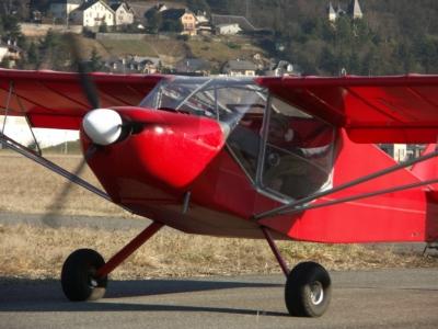 Bapteme avion ultraléger en montagne (ULM Multiaxes) - Chambéry en Savoie (73) - 30 min