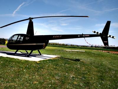 Beaune et les côtes de Beaune en hélicoptère - offre pour 3 passagers - Offrez-vous un tour d'hélico